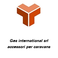 Ges international srl accessori per caravans