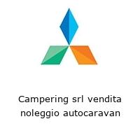Campering srl vendita noleggio autocaravan