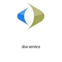 sba service