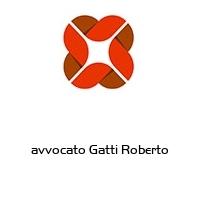 avvocato Gatti Roberto