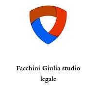 Facchini Giulia studio legale
