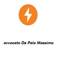 avvocato De Palo Massimo