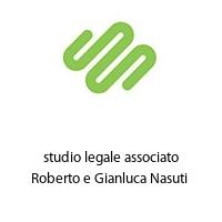 studio legale associato Roberto e Gianluca Nasuti