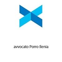 avvocato Porro Ilenia