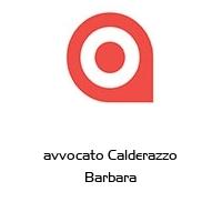avvocato Calderazzo Barbara