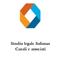 Studio legale Soliman Canali e associati