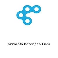 avvocato Berengan Luca
