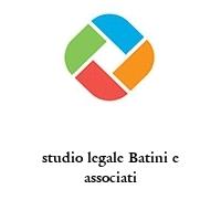studio legale Batini e associati