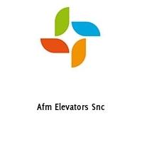 Afm Elevators Snc