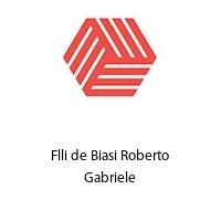 Flli de Biasi Roberto Gabriele