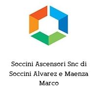 Soccini Ascensori Snc di Soccini Alvarez e Maenza Marco