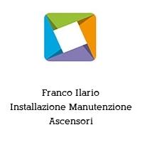 Franco Ilario Installazione Manutenzione Ascensori