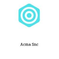 Acma Snc