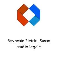 Avvocato Pietrini Susan studio legale