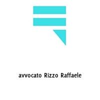 avvocato Rizzo Raffaele