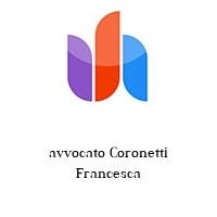 avvocato Coronetti Francesca
