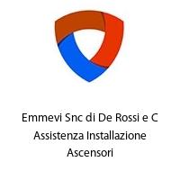 Emmevi Snc di De Rossi e C Assistenza Installazione Ascensori