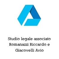 Studio legale associato Romanazzi Riccardo e Giacovelli Avio