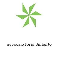 avvocato Iorio Umberto