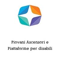 Piovani Ascensori e Piattaforme per disabili