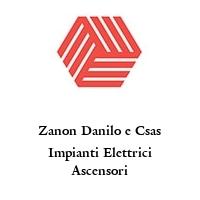 Zanon Danilo e Csas Impianti Elettrici Ascensori