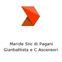 Maride Snc di Pagani Gianbattista e C Ascensori