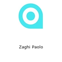 Zaghi Paolo