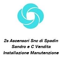 2s Ascensori Snc di Spadin Sandro e C Vendita Installazione Manutenzione
