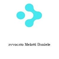 avvocato Melotti Daniele