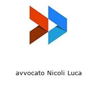 avvocato Nicoli Luca