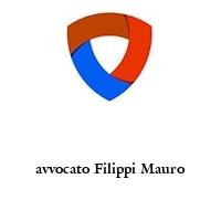 avvocato Filippi Mauro
