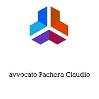 avvocato Pachera Claudio