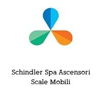 Schindler Spa Ascensori Scale Mobili