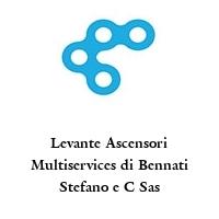 Levante Ascensori Multiservices di Bennati Stefano e C Sas
