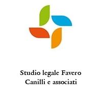 Studio legale Favero Canilli e associati
