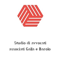 Studio di avvocati associati Galla e Barolo
