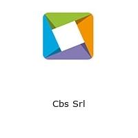 Cbs Srl