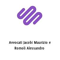 Avvocati Jacobi Maurizio e Romoli Alessandro