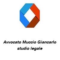 Avvocato Muccio Giancarlo studio legale