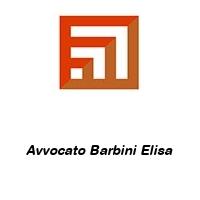 Avvocato Barbini Elisa