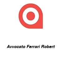 Avvocato Ferrari Robert