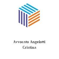 Avvocato Angelotti Cristina