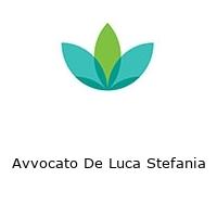 Avvocato De Luca Stefania