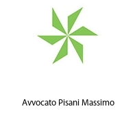 Avvocato Pisani Massimo