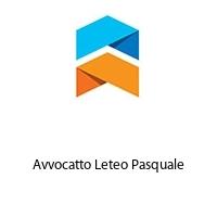 Avvocatto Leteo Pasquale