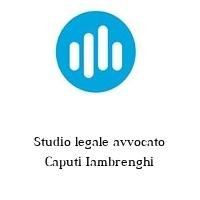 Studio legale avvocato Caputi Iambrenghi
