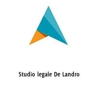 Studio legale De Landro