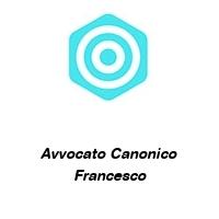 Avvocato Canonico Francesco