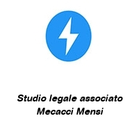 Studio legale associato Mecacci Mensi