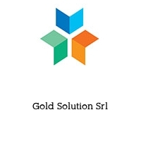 Gold Solution Srl